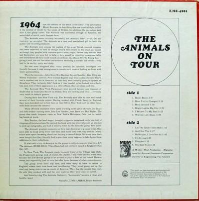 ANIMALS MGM 4281 B