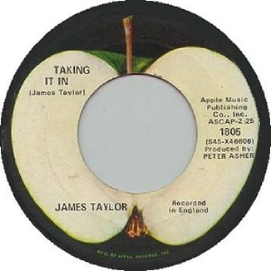 Apple 1805 - Taylor - 03-69 B