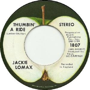 Apple 1807 - Lomax - 06-69 B