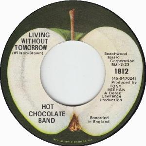 Apple 1812 - Hot Chocolate - 10-69 - B