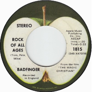 Apple 1815 - Badfinger - 01-70 - B