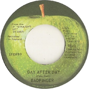 Apple 1841 - Badfinger - 11-71 - A