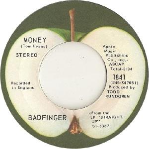 Apple 1841 - Badfinger - 11-71 - B