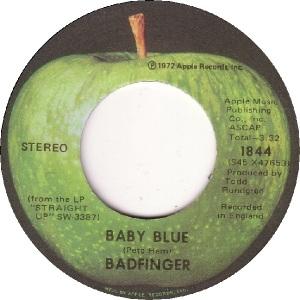 Apple 1844 - Badfinger - 03-72 - A