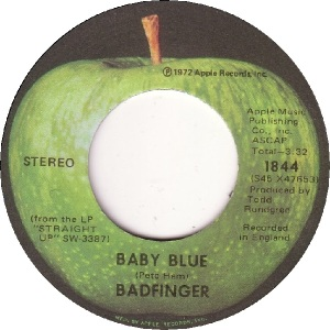 Apple 1844 - Badfinger - 03-72 - A