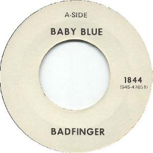 Apple 1844 - Badfinger - 03-72 - DJ A