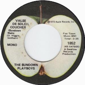 Apple 1852 - Sundown - 09-72 - B