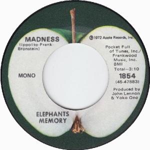 Apple 1854 - PS - Elephants - 11-72 - B