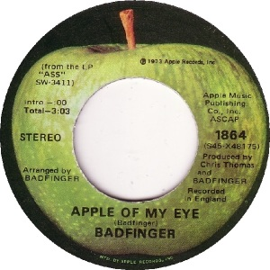 Apple 1864 - Badfinger - 12-73 - A