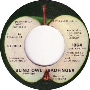 Apple 1864 - Badfinger - 12-73 - B