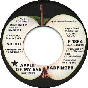 Apple 1864 - Badfinger - 12-73 - DJ B