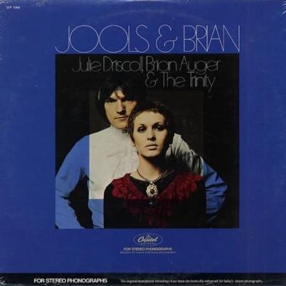 AUGER BRIAN - JOOLS & BRIAN COV