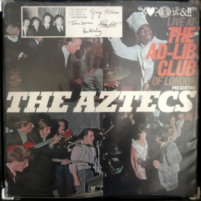 Aztecs - World Artists - Live at the Ad Lib Club