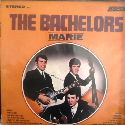 Bachelors - London - Marie