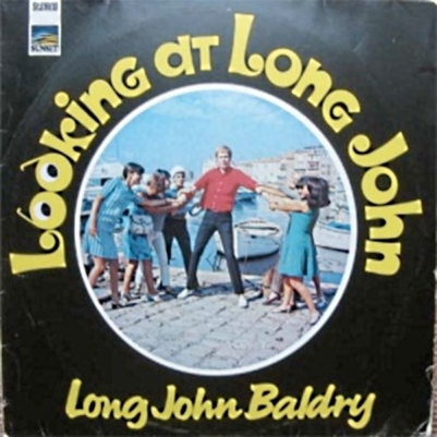 Baldry, Long John - Sunset - Looking at Long John