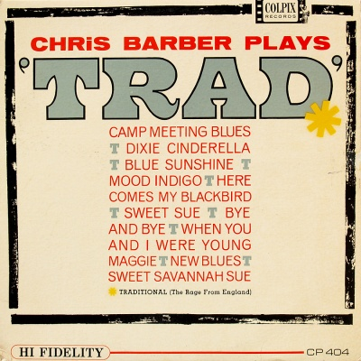 Barber, Chris - Trad 1959