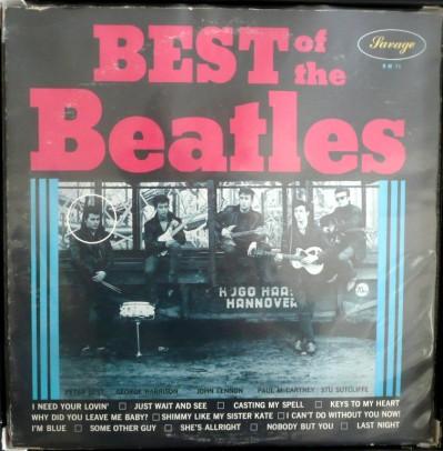 Best, Pete - Savage - Best of the Beatles