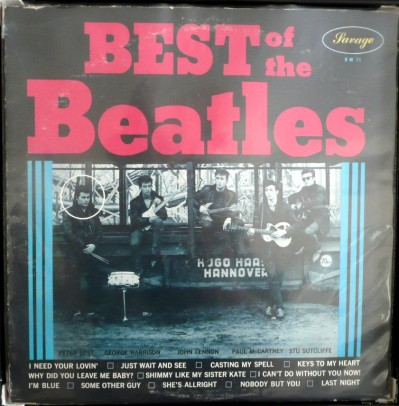 Best, Pete - Savage - Best of the Beatles