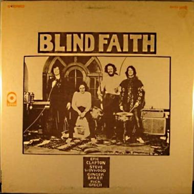 Blind Faith - Atco - Blind Faith R