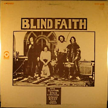 Blind Faith - Atco - Blind Faith R