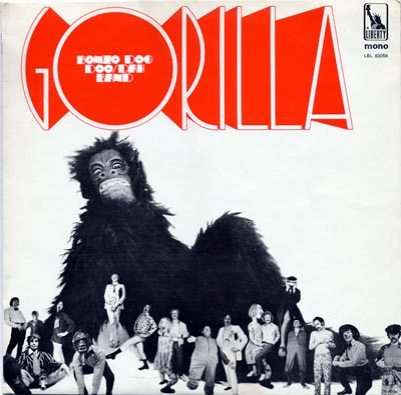 Bonzo Dog Do Dah - Imperial - Gorilla