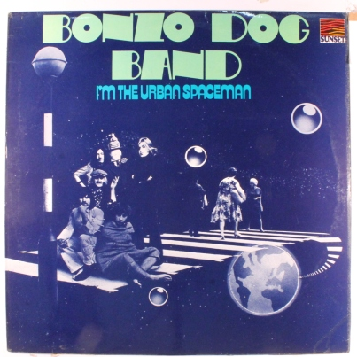 Bonzo Dog Doo Dah Band - Sunset Urban Spacemen