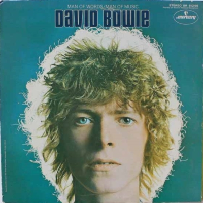 Bowie, David - Mercury - Man of Words - 69