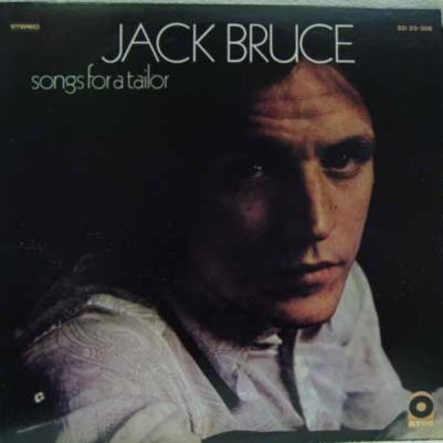 Bruce, Jack - Songs for Tailor