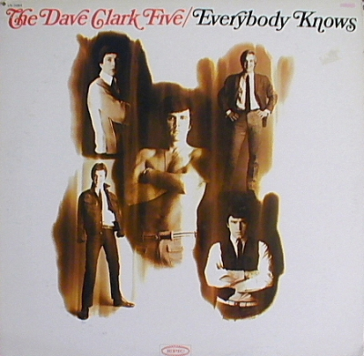 Clark Five, Dave - Epic - Everybody Knows