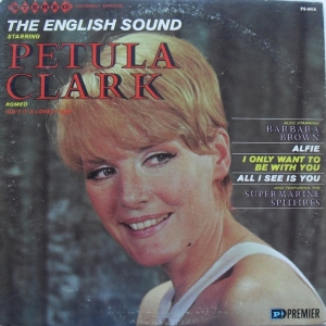 Clark, Petula - Premier - The English Sound