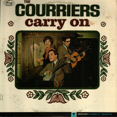 COURRIERS COVER