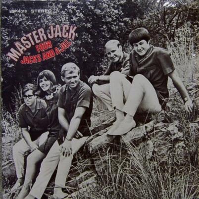 Four Jacks & a Jill - RCA - Master Jack