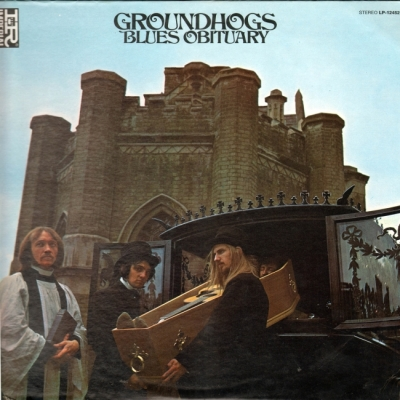 Groundhogs - Imperial - Blues Obituary