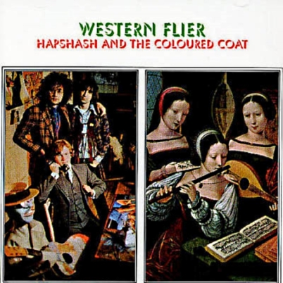 Hapsash & Coloured Coat -Imperial - Western Flier