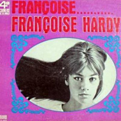 Hardy, Francoise - 4 Corners - Francoise