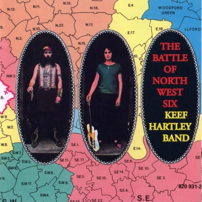 Hartley, Keef - Deram - Northwest Six