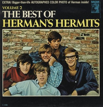 HERMITS - BEST OF VOL 2