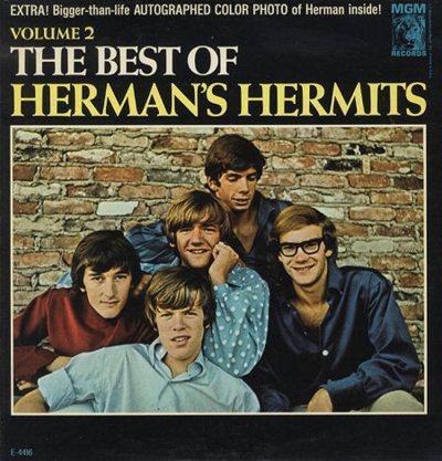 HERMITS - BEST OF VOL 2
