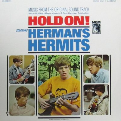 HERMITS - HOLD ON