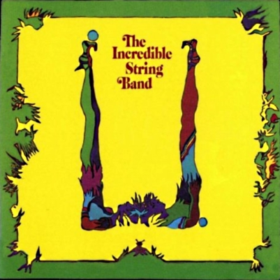 Incredible String Band - Elektra - Incredible String Band 2 LP