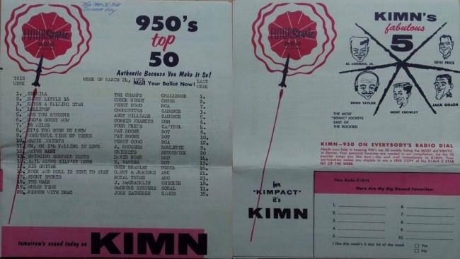 KIMN -1958 03-24 B