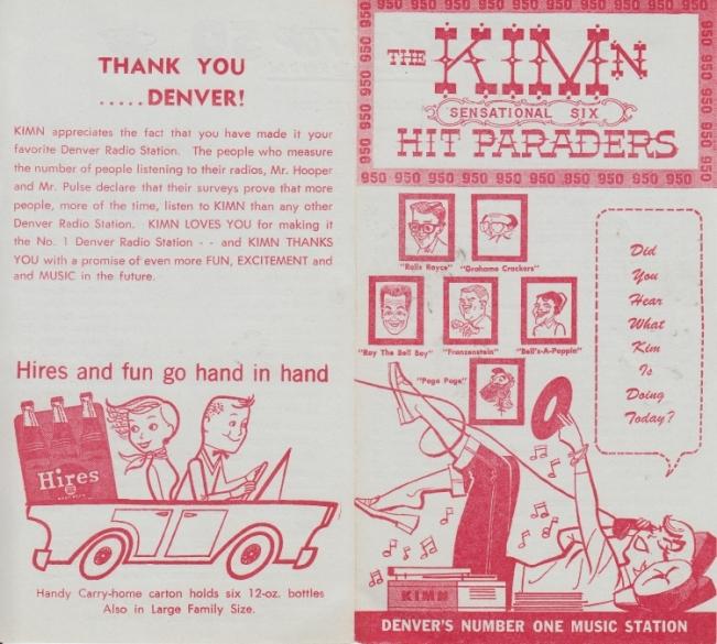 KIMN 1959 - 07-13 - F