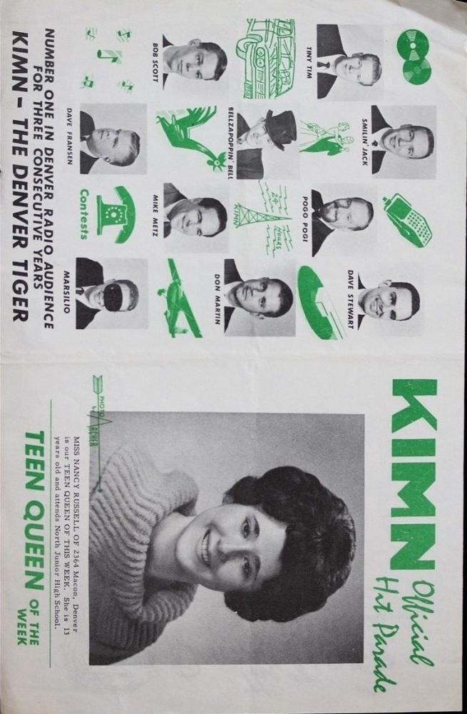 KIMN 1962 - 07-04-62 - F