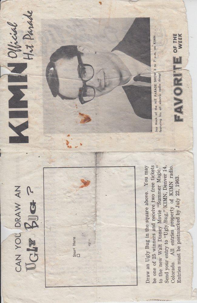 KIMN 1963 - 07-17 F