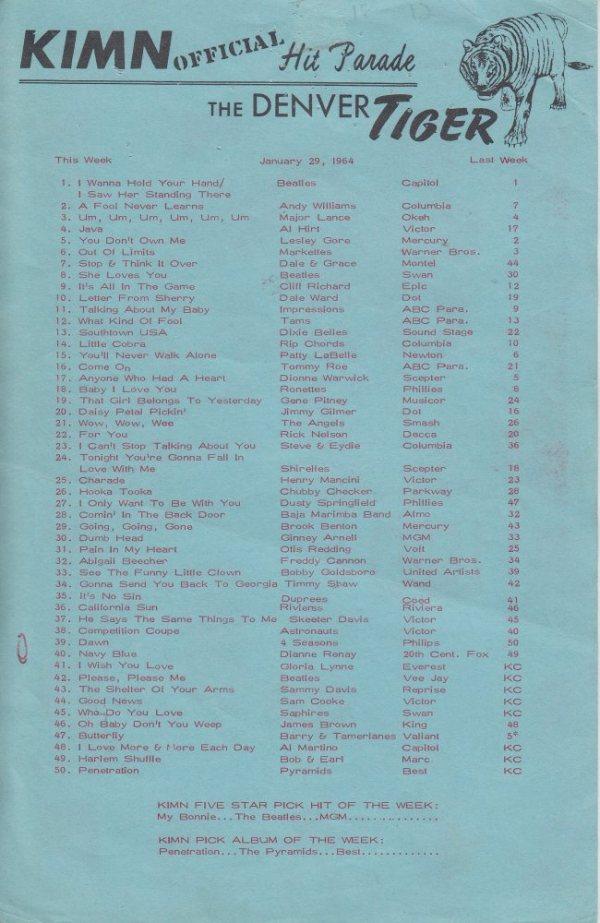 KIMN 1964 - 01-25 B