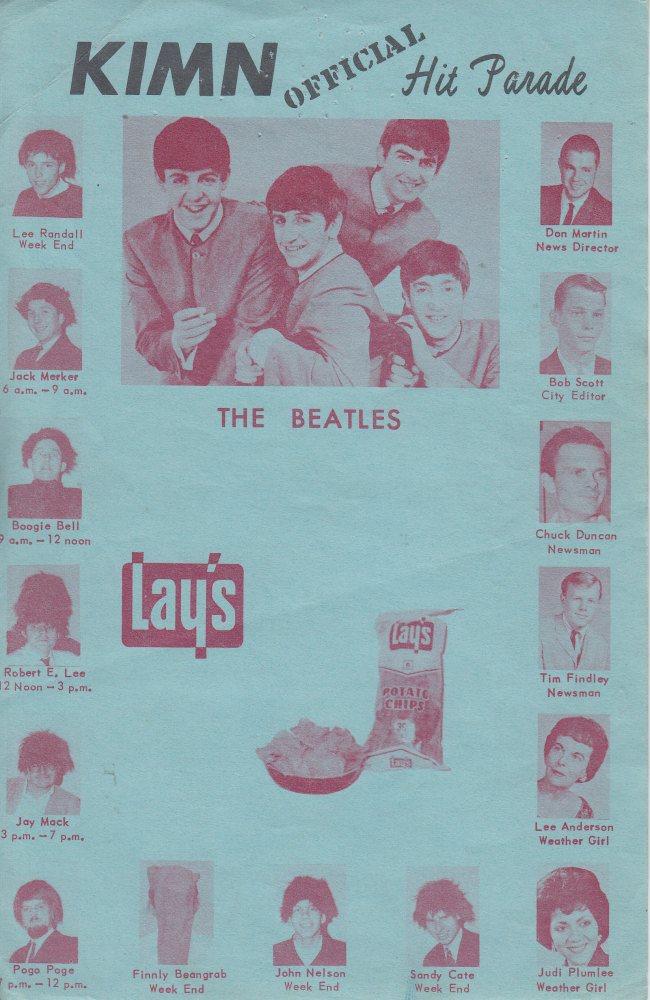 KIMN 1964 - 01-25 F