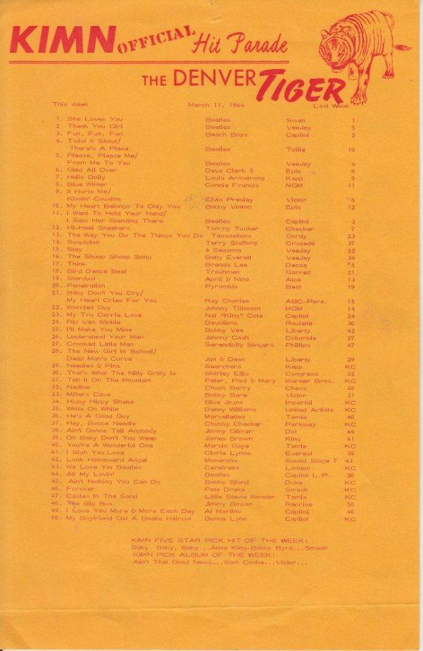 KIMN 1964 - 03-11 B