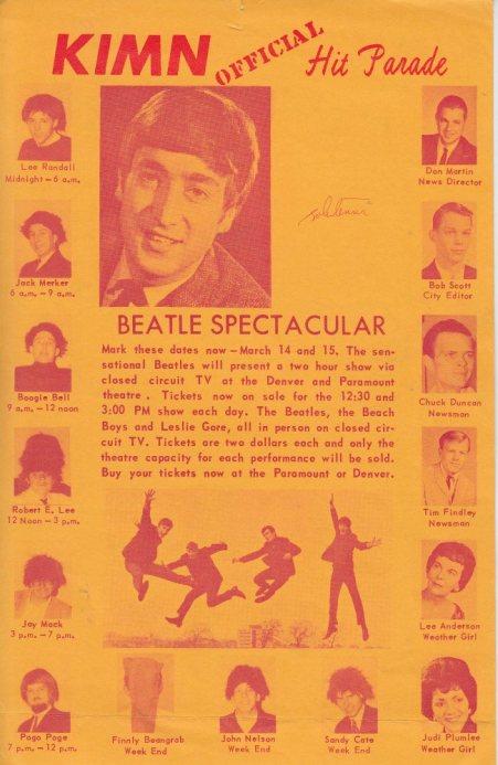 KIMN 1964 - 03-11 F