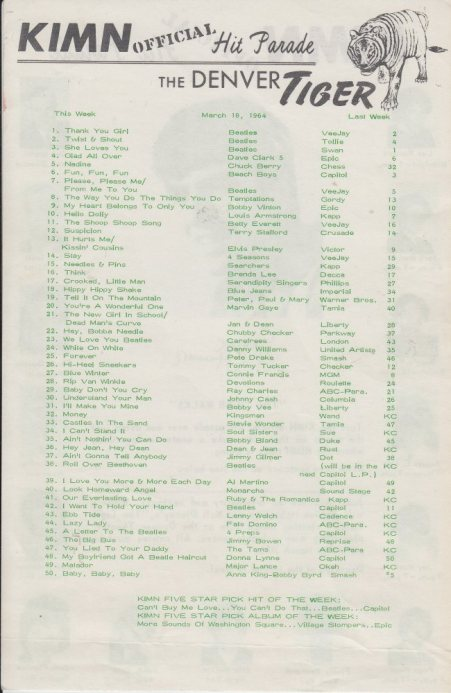 KIMN 1964 - 03-18 B