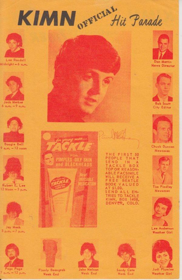 KIMN 1964 - 03-25 F